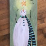 Wishing on a Winter Star at Creatively Uncorked https://creativelyuncorked.com