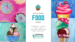 Kids Camp: Food Week