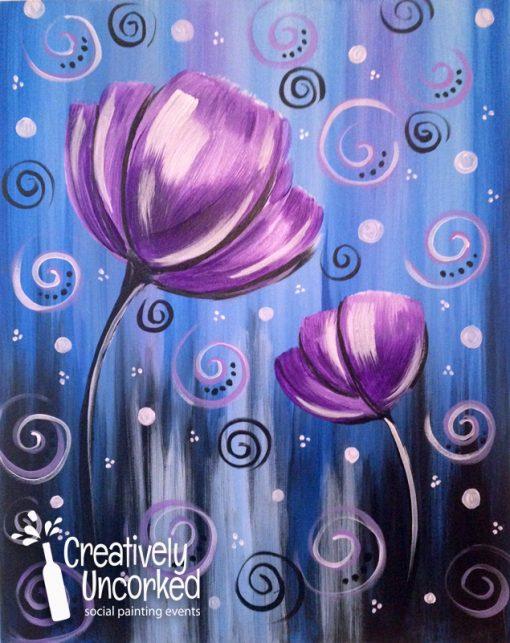 Purple Tulips