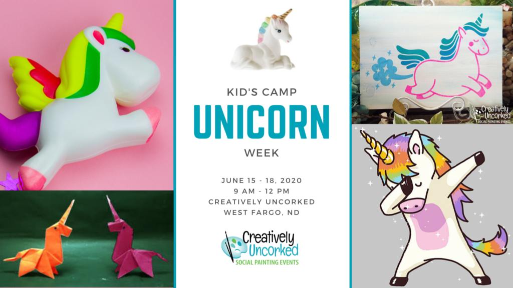 Unicorn Week at Creatively Uncorked https://creativelyuncorked.com/