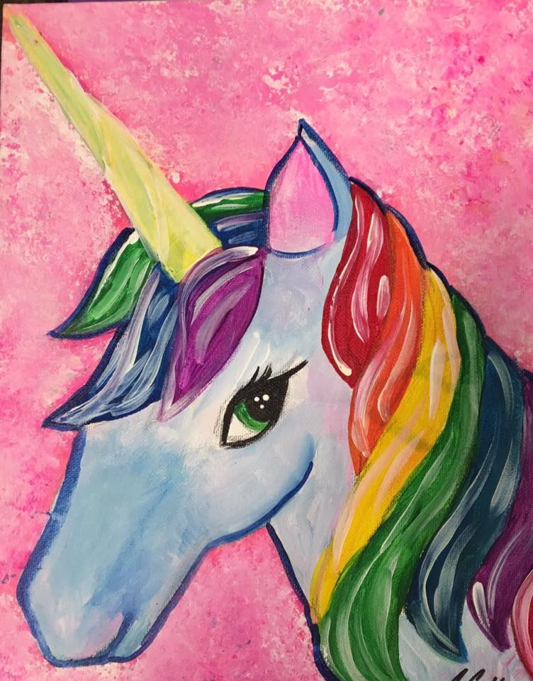 Unicorn at Creatively Uncorked for Creatively Kids https://creativelyuncorked.com/